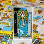 El Tarot del Amor y la Sacerdotisa